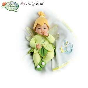 Dressing Up With Tinker Bell Baby Doll Collection Toys & Games