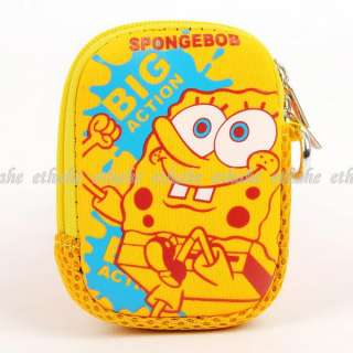 SpongeBob SquarePants Digital Camera Case Bag E1GNNF