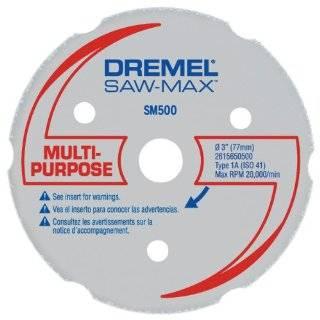 Dremel SM500 3 Inch Multi Purpose Carbide Wheel