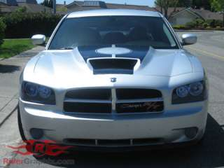 2006  2010 Dodge Charger RamAir HOOD DECAL KIT STRIPE