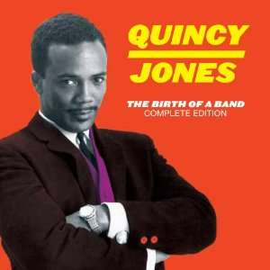 Birth of a Band Complete Edition Quincy Jones Music