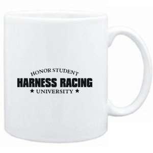 Mug White  Honor Student Harness Racing University