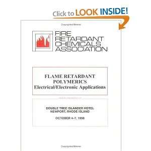 Flame Retardant Polymerics Electrical and Electronic