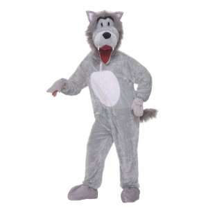 Lets Party By Forum Novelties Story Book Wolf Plush Adult
