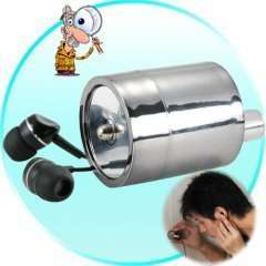 PRO Spy Ear Listening Device Electro Acoustic Wall Mic