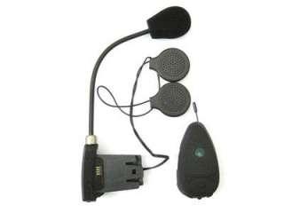 Bluetooth Intercom Interphone Handsfree Speaker 500 Meters Motorcycle