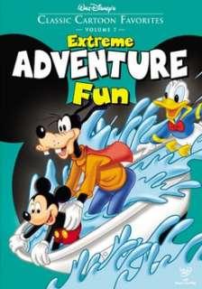 Disneys Classic Cartoon Favorites Vol. 7 Extreme Adventure Fun (DVD