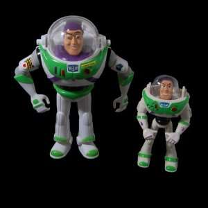 Story 3 Action Figure Buzz Lightyear (2pcs Set) [Toy] Toys & Games