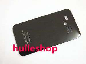 Back cover case for Star A3000 cell phone Black
