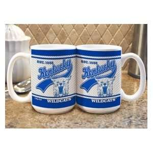 Kentucky Wildcats Coffee Mug Sports & Outdoors