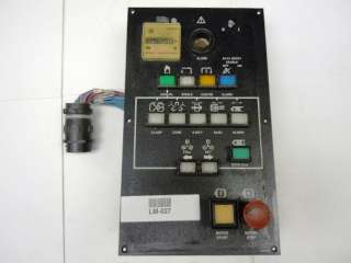 Cincinnati Milacron VSX Injection Molding Machine Operator Control