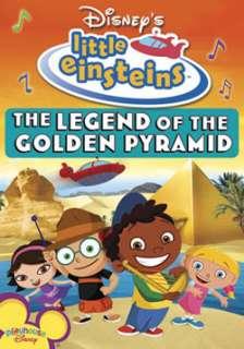 Disneys Little Einsteins Legend of the Golden Pyramid (DVD