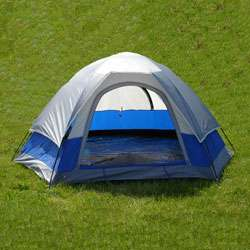 Wenzel Kodiak 14 X 14 Feet 9 Person Two Room Family Cabin Dome Tent