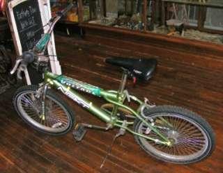 Frame Boys Lime Green BMX Bike Bicycle Model No 8535 99 China