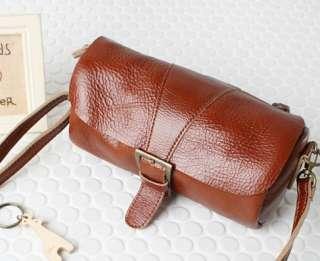 NWT Mini Love Womens Leather Cowhide Shoulder Bag Crossbody 5 colors