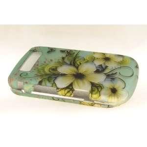 Blackberry Torch 9800 Hard Case Cover for Natural Flower