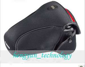 Camera Cover Case Bag Protector For Canon EOS 60D 7D L Size