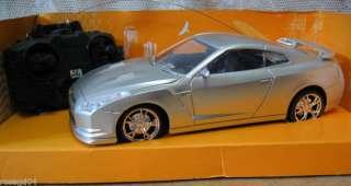 Victor HighPower Full Function Radio Control Silver Car