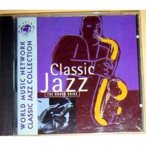 Guide to Classic Jazz (Rough Guide Music CDs) (9781858283586) Books