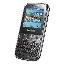 Samsung Ch@t C322 Dual SIM Unlocked GSM Cell Phone