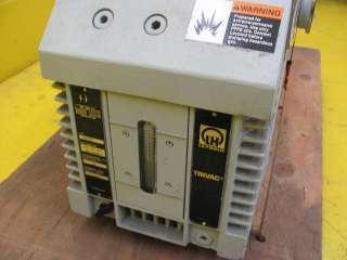 Leybold Trivac Dry Vacuum Pump D40BCS needs rebuild CFS 40 65 as is