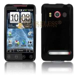 Premium Black Snap On Cover Hard Case Cell Phone Protector