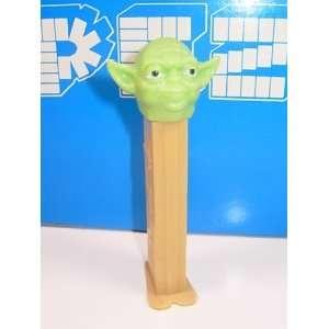 Pez Dispenser   Star Wars Yoda Toys & Games