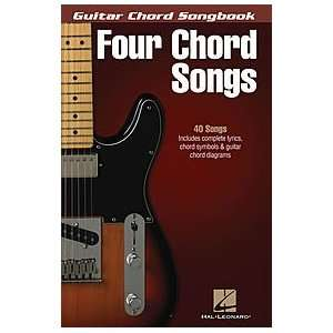 Four Chord Songs   Guitar Chord Songbook: Musical