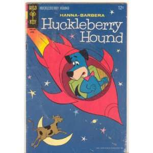 Huckleberry Hound No.33, 1968 Year, VG/F, $8.00 Gold Key