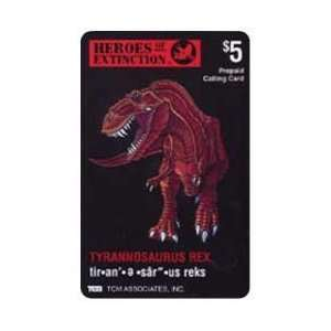 25. Heros of Extinction (Dinosaurs Set of 4 PLUS 5th Promo Card
