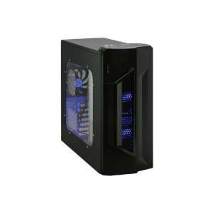 Mid tower Computer Case with 500W Power Supply: Computers