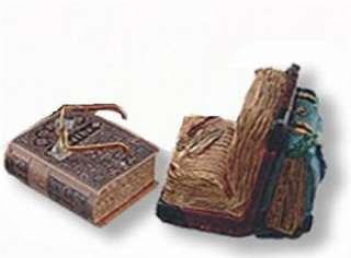 Dollhouse Desktop Set Reutter 1.876/8 Miniature Lamp Elephant Book