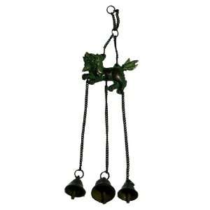 Tibetan Buddhist Dragon Wind Chimes