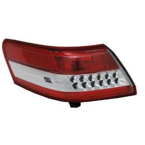 Toyota Camry Driver Side Replacement Tail Light