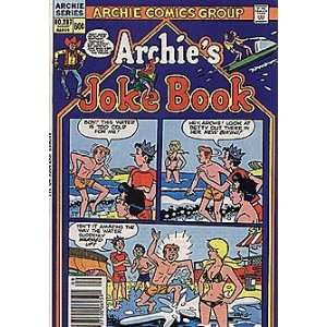 Archies Joke Book (1953 series) #287 Archie Comics