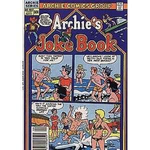 Archies Joke Book (1953 series) #287 Archie Comics
