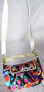 COACH POPPY POP C GROOVY 13834 HANDBAG PURSE