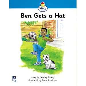 Ben Gets a Hat Story Street Stage Step 2 (Literacy Land   Story