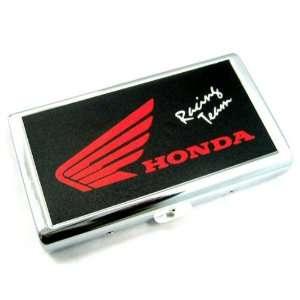 Honda Cigarette Car Case Stainless Steel Holder