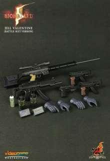 Resident Evil 5 Jill Valentine Battle Suit Ver. Figure MIB