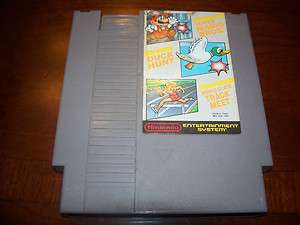 SUPER MARIO DUCK HUNT TRACK MEET NINTENDO GAME NES HQ