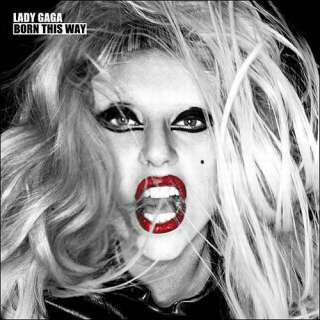 Edition, Lady Gaga Born This Way 2CD, Lady Gaga Music CD, Lady Gaga CD