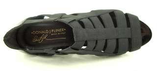 DONALD J PLINER ESTEE Black Womens Shoes Sandals 8.5