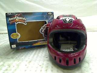 Power Rangers Dino Thunder Ranger Helmet Child Full Face Bike Helmet