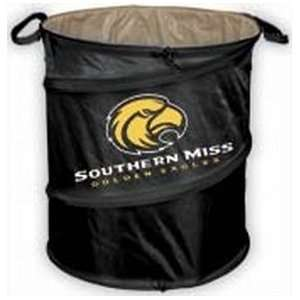 Southern Miss Golden Eagles Trash Can Cooler  Sports