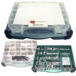 Copper State 855 Pc. 50 Hole Stainless Steel Fastener Kit
