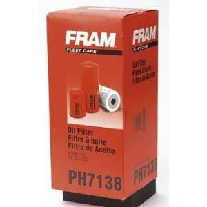 2 each Fram Oil Filter (PH7138)