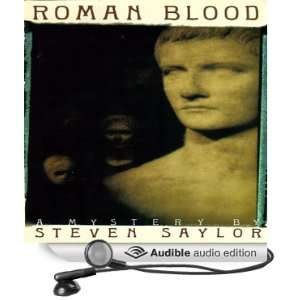 Roman Blood A Mystery of Ancient Rome [Unabridged] [Audible Audio