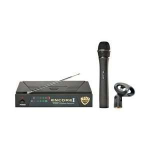 Encore 1HT Single Channel VHF Wireless Microphone GPS