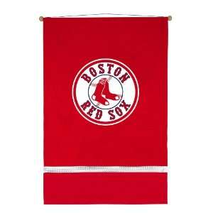 Mvp Wall Hanging   Boston Red Sox MLB /Color Bright Red Size 28 X 45